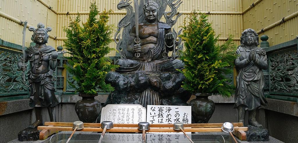 Religion et spiritualité au Japon