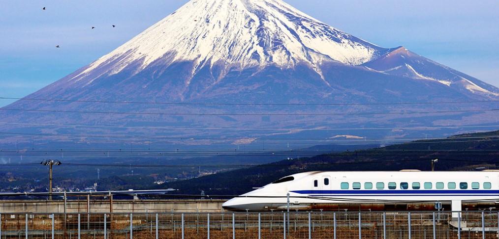 Train japonais et Shinkansen